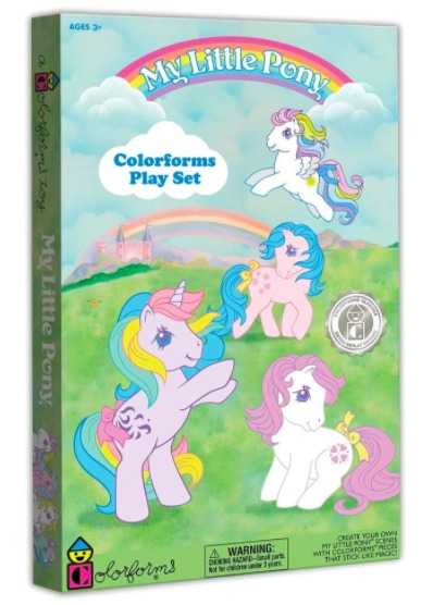 Colorforms Playsets make GREAT gifts