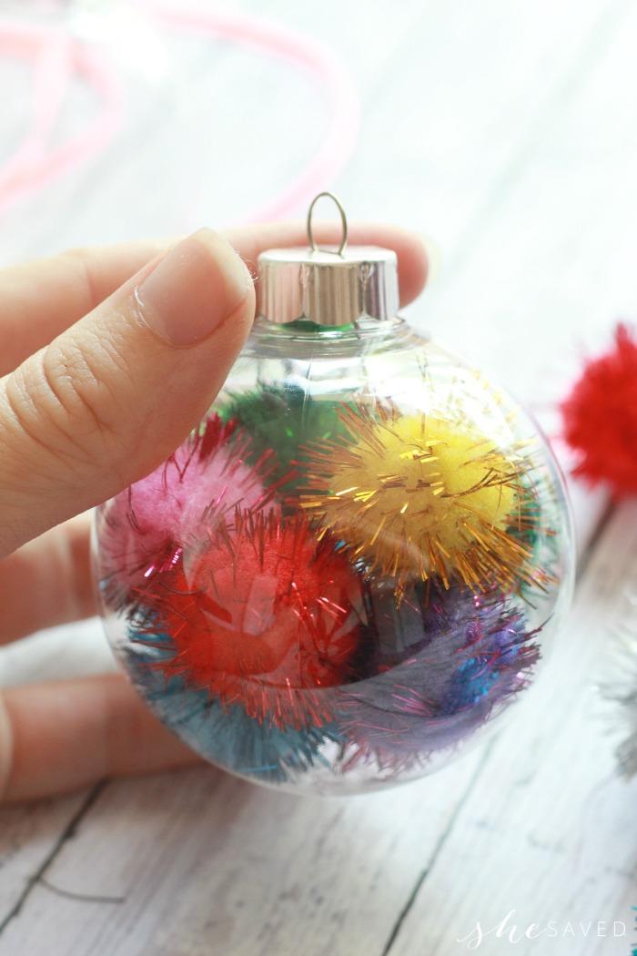 DIY kids ornament craft