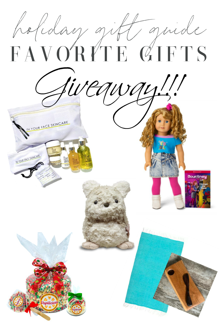 Favorite Holiday Gift of the Season Giveaway