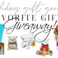 Holiday Gift Guide Favorites Giveaway!