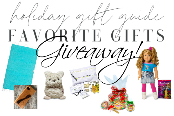 She Saved Favorite Gifts of the Holiday Season Giveaway