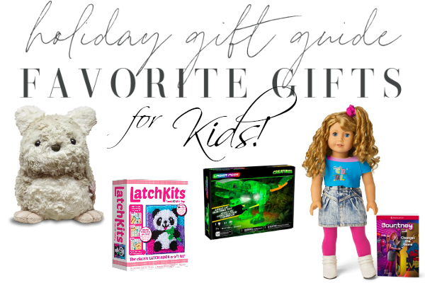 Favorite-Gifts-for Kids List