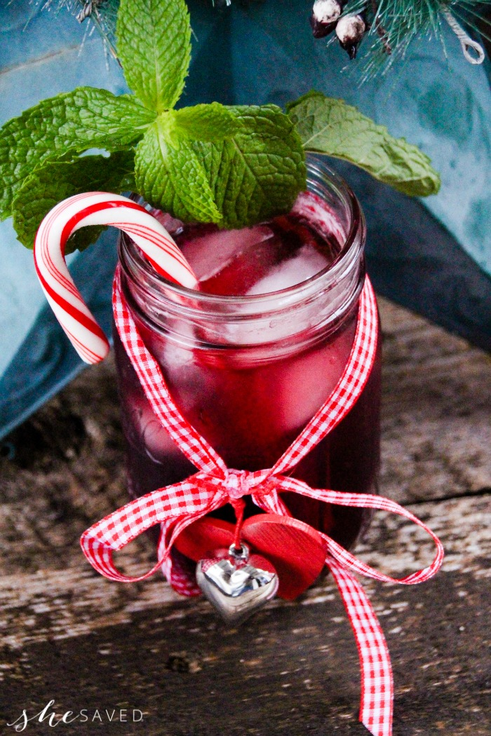 Fun Christmas Drink idea