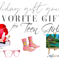 Holiday Gift Guide: Unique Gift Ideas for Teen Girls