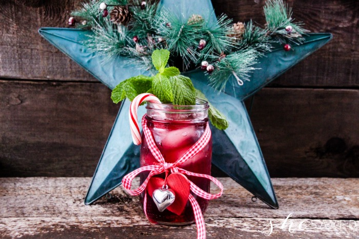 Izze Recipe for a Holiday Drink Idea