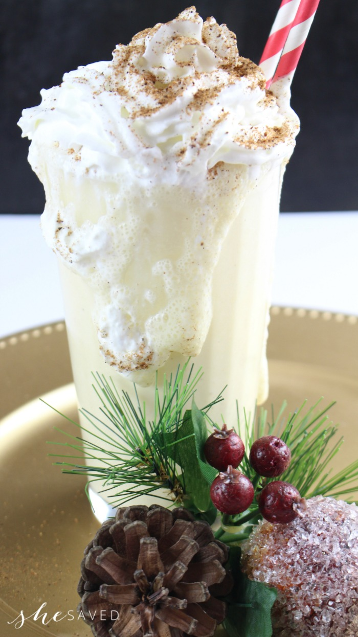 How to make a Boozy Eggnog