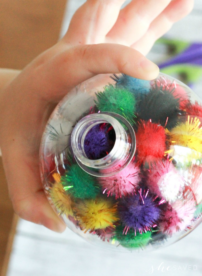 Stuffed Ornaments for Kids to Make