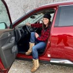 2021 Nissan SUV Test Drive She Saved