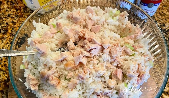 Chicken Casserole Ingredients