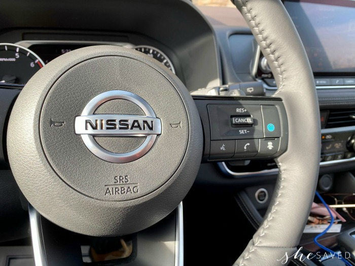 Nissan Rogue Steering Wheel