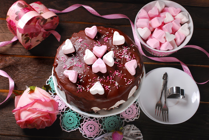 Bake a Valentine Cake to show your love