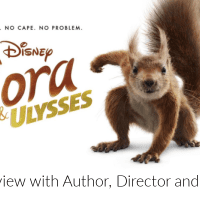 Flora And Ulysses Review:  a Disney+ Original for the WHOLE Family