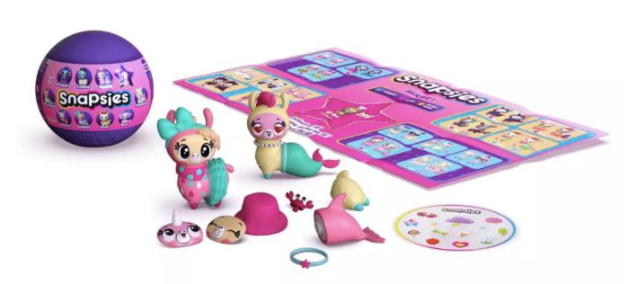 Funko Snapsies Toy Review