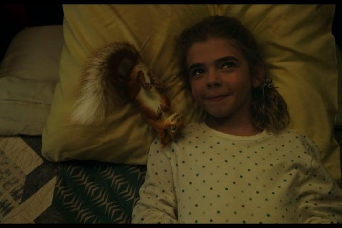Matilda Lawler in FLORA & ULYSSES Movie