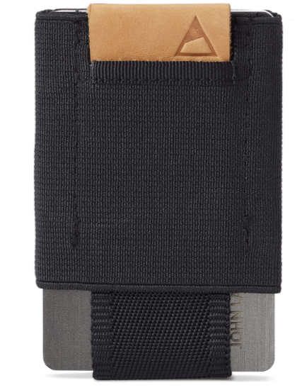 NOMATIC Slim Minimalist Wallet
