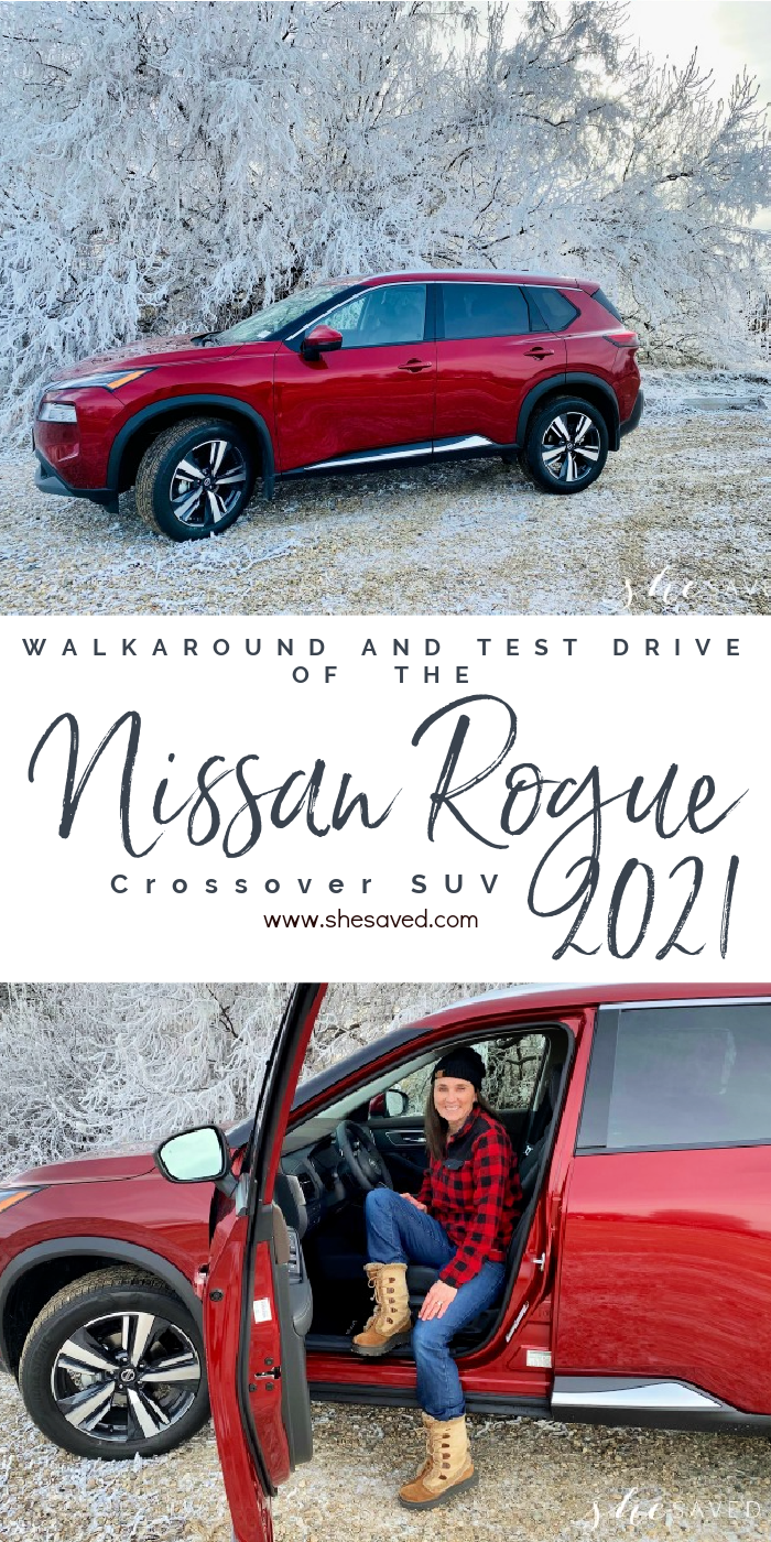 2021 Nissan Rogue Crossover SUV Walkaround and Review
