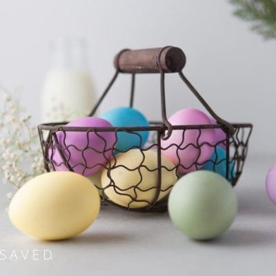 Best Way to Dye Eggs