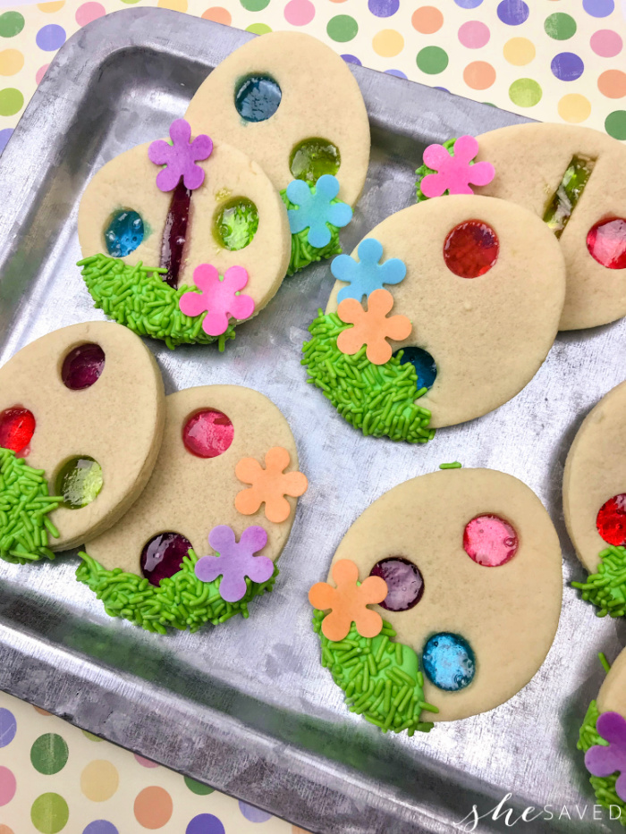 Easter Stained Glass Cookie Recipe