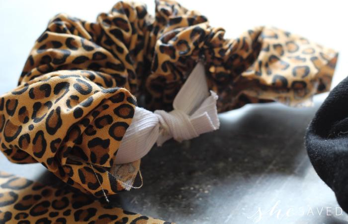 Elastic for No Sew Scrunchie