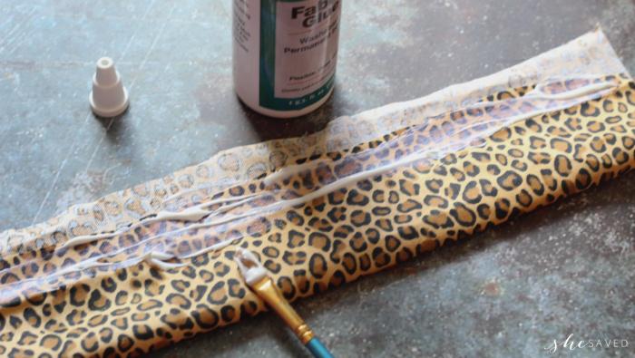 Fabric Glue for Hair Scrunchies