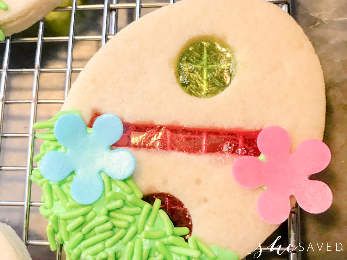 Stained Glass Cookie Tutorial