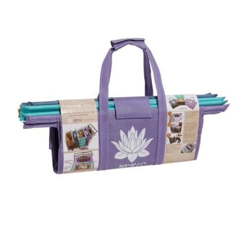 Lotus Trolley Bags for easy grocery shoppings
