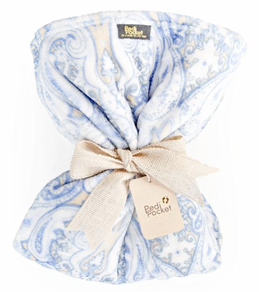 PediPocket Blanket Gift Idea