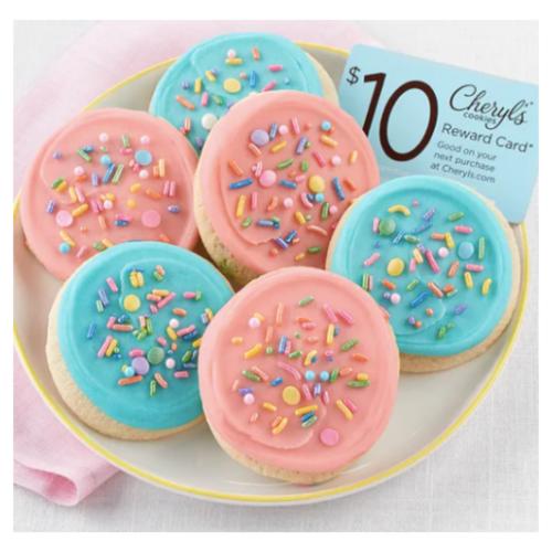 Unicorn Cookies Cheryls