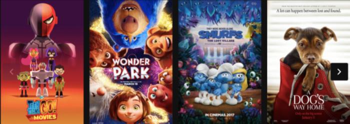 Print the 2021 Regal Cinemas $1 Summer Movie Schedule