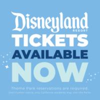 Disneyland Tickets, Park and Hotel Updates + MORE!