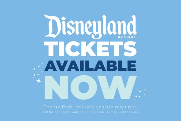 Buy Disneyland Tickets