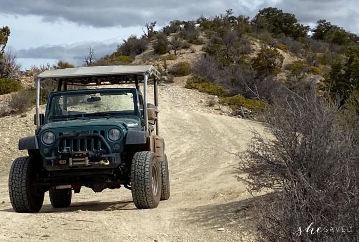 East Zion Adventures Ponderosa Ranch Jeep Tours