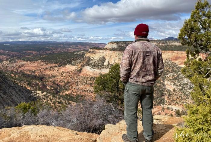 Zion Ponderosa Ranch Jeep Tour Lookout