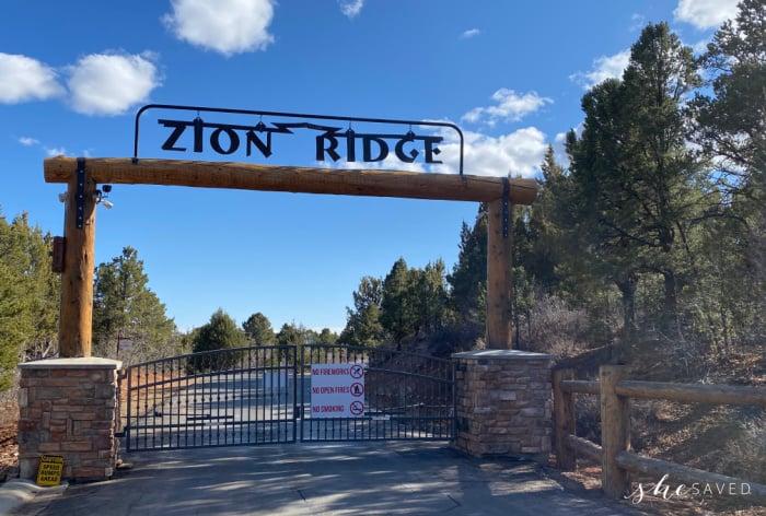 Zion Ridge Vacation Rentals