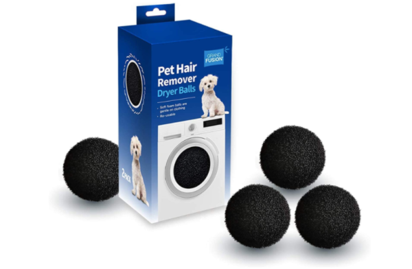 Pet Products Package of Grand Fusion Housewares' Pet Hair Dryer Balls