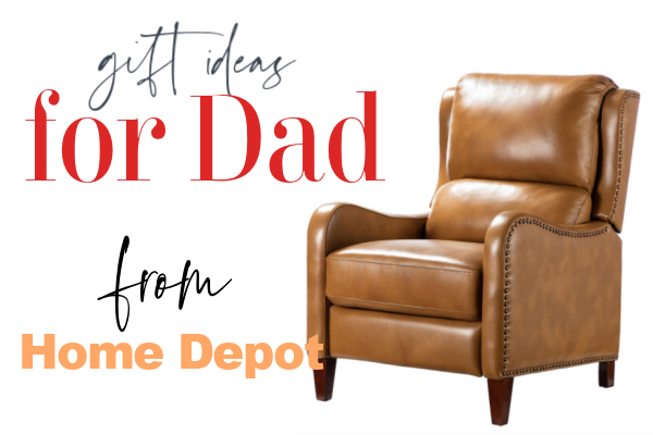 Image of recliner from Home Depot