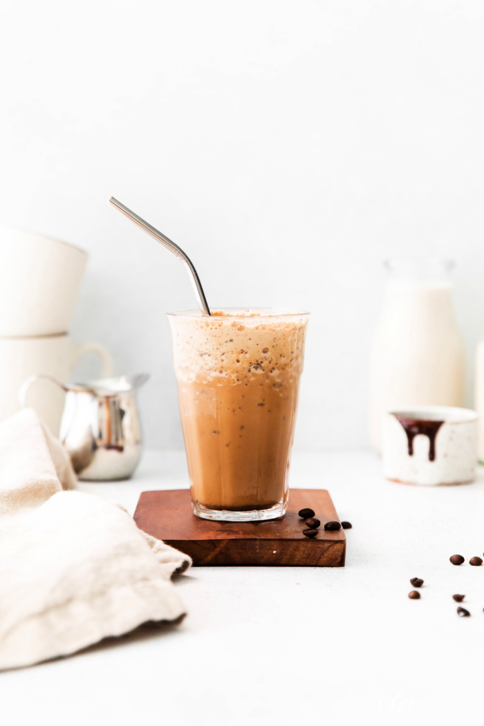 How to Make a Starbucks Java Chip Frappuccino at home