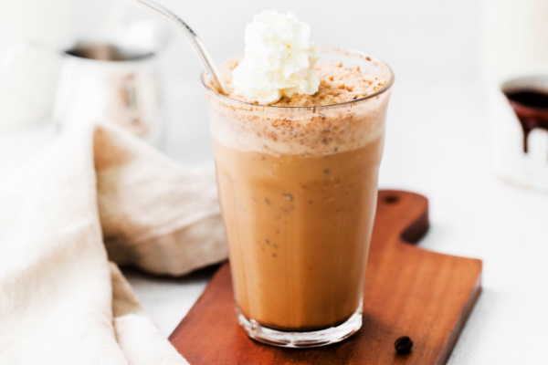 How to Make a Starbucks Java Chip Frap Copycat Recipe