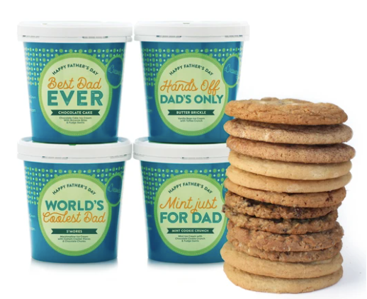 eCreamery Father's Day Gift Package