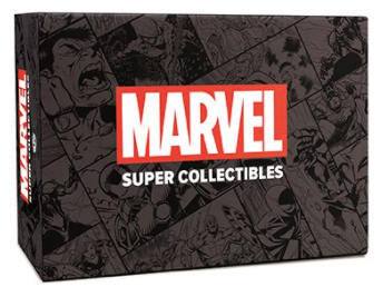 Marvel LootCrate Box full of collectibles