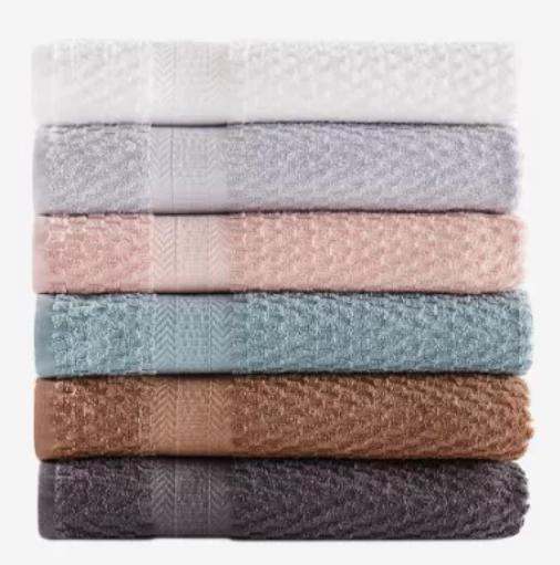 Stack of Divatex Towels