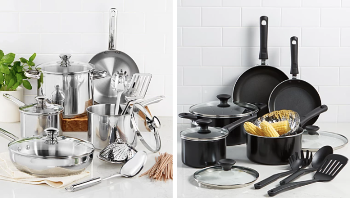 Tools of the Trade Pots and Pans from Macy's on Sale
