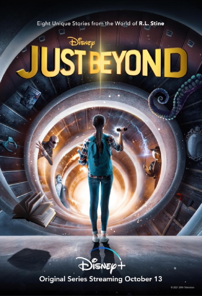 Just Beyond Series Poster Promo for Halloweenstream